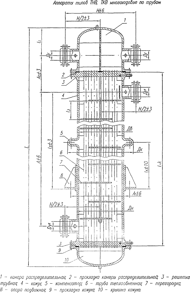 Теплообменник типа ткв Пластины теплообменника Tranter GL-205 N Великий Новгород